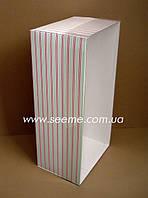 Коробка для упаковки кукол ручной работы, 400х200х140 мм.