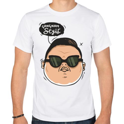 Футболка «Gangnam Style»
