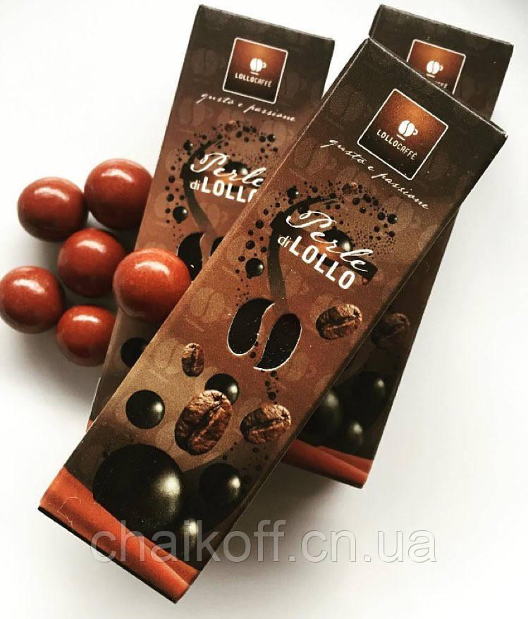 Кофе в шоколаде LOLLO CAFFE  30 гр.
