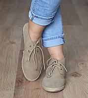Женские весенние закрытые ботинки, туфли