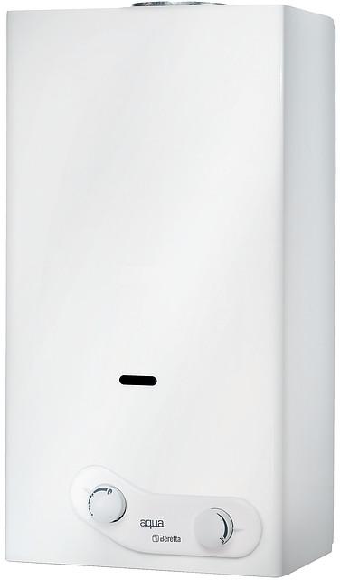 Газовые проточные нагреватели BERETTA (Газовые колонки)