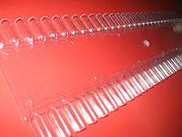 Пластиковая палитра для образцов лака (прямая, 60 шт)