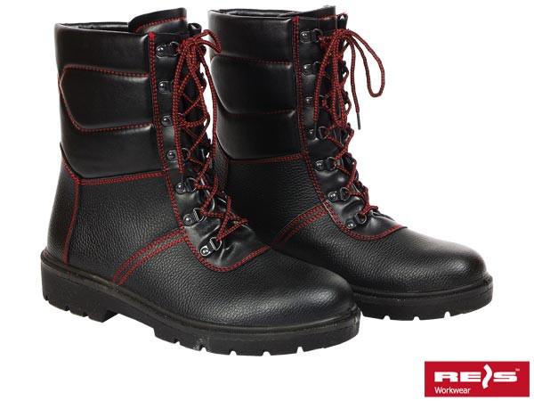 Защитные ботинки утепленные BRW