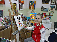 "Картина ""Микки Маус"", фото 1"