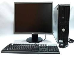 Брендовый компьютер с монитором, мышкой и клавиатурой!