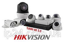 Анонс Hikvision Turbo HD 3.0