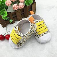 Детские туфли-пинетки.Обувь для девочки.Пинетки., фото 1