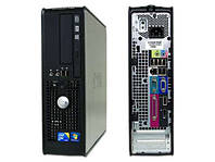 Компьютер Dell OptiPlex 780 (Desktop), Intel Core2Quad 2.4GHz, RAM 4ГБ, HDD 500ГБ