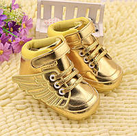 Детские ботинки-пинетки.Туфли для девочки.Пинетки., фото 1