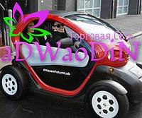 Renault Twizy будут выпускать под брендом Nissan
