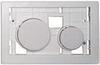 Клавиша ТЕСЕloop modular белая антибактериальная