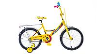 "Велосипед 16"" Formula FITNESS 14G St сине-жёлтый 2015"