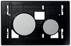 Клавиша ТЕСЕloop modular хром матовый