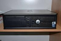 Компьютер Dell OptiPlex 755 (Desktop), Intel Core2Duo 2GHz, RAM 2ГБ, без HDD