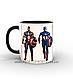 Кружка Капитан America, фото 4