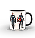 Кружка Капитан America, фото 6