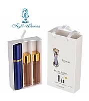 Набор мини парфюмерии Lancome Hypnose Ланком Гипноз с феромонами3*15мл