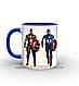 Кружка Капитан America, фото 7
