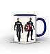 Кружка Капитан America, фото 9