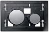 Клавиша ТЕСЕloop modular хром глянцевый