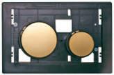 Клавіша ТЕСЕloop modular позолочена, фото 1