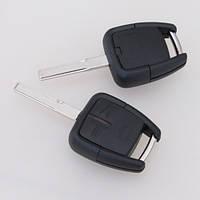 Корпус ключа Opel  3 кнопки лезвие HU43