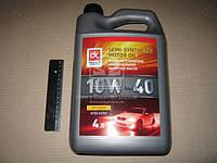 Масло моторное 10W-40 SG/CD (Канистра 4л) . 10W-40