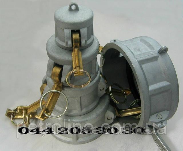 БРС Камлок 5026 ( Camlock ) тип DС - крышка защитная для штуцеров.
