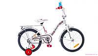 "Велосипед 16"" Formula MARICHKA 14G St бело-красн. 2015"