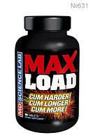 Капсулы для усиления сексуальной выносливости «Max Load» (60 капсул)
