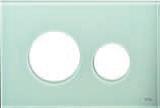 Лицевая панель ТЕСЕloop modular стекло, светло-зеленый, фото 1