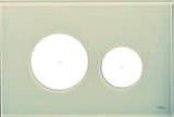 Лицевая панель ТЕСЕloop modular стекло, светло-зеленый