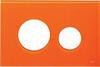 Лицевая панель ТЕСЕloop modular стекло, оранжевый