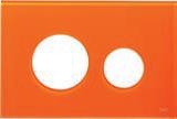 Лицевая панель ТЕСЕloop modular стекло, оранжевый, фото 1