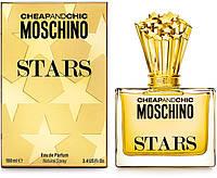 Женская парфюмированная вода Moschino Cheap and Chic Stars  (Москино Старс) 100 мл