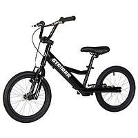 Велосипед без педалей Strider 16 Sport bmx, Black (STR)