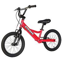 Велосипед без педалей Strider 16 Sport bmx, Red (STR)
