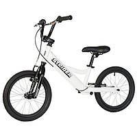Велосипед без педалей Strider 16 Sport bmx, white (STR)
