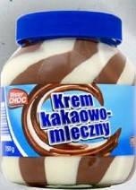 Шоколадно-молочний крем Mister Choc, 750 гр, фото 2