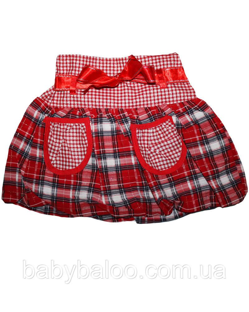 """Дитяча спідниця для дівчинки """"Балон"""" (від 1 до 3 років)"""