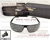 Мужские солнцезащитные очки Porsche Design Polarized Black черные класические поляризация порше дизайн порш