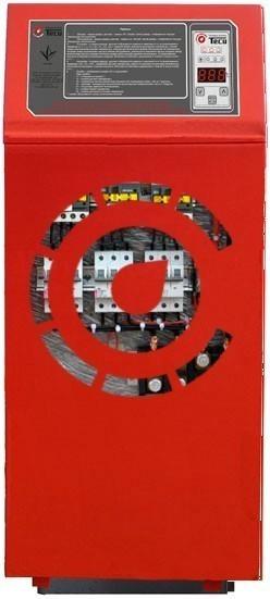 Котел, электрический, ТеСи-Мини ПРОМ, 105кВт, 380В, Smax:1260 м2, от производителя, 3 уровня електрозащиты