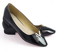 Женские балетки, лодочки туфли , туфли, на плоской подошве от производителя    размеры 37,39