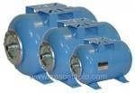 Гидроаккумуляторы для систем водоснабжения Aquasystem  VAO 50 , 50 л. горизонтальный, фото 3