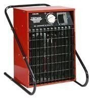 Тепловентилятор «Термiя 9000» 9 кВт (380 В)