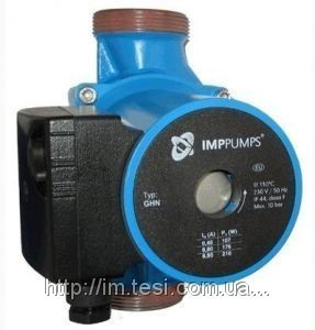 Циркуляционный насос IMP Pumps GHN 25/65-130