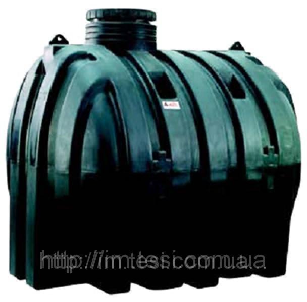 Накопительный бак для воды и других жидкостей ELBI CU 3000, емкость 3000л, специальный