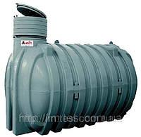 Накопительный бак для воды и других жидкостей ELBI CU 10 000, емкость 10000л, специальный