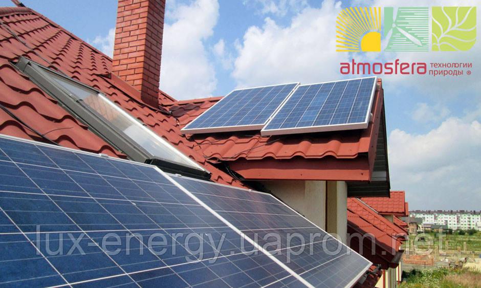 Электростанция под Зеленый тариф 3 кВт
