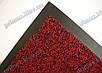 Коврик грязезащитный Хлопок, 40х60см., красный, фото 6